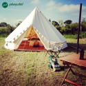 Bell tent 6m